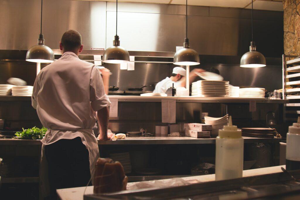 restaurant kitchen Glasgow